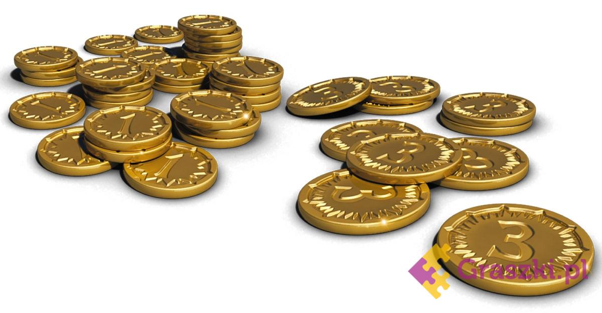 Przedsprzedaż Everdell: Zestaw monet deluxe // darmowa dostawa od 249.99 zł // wysyłka do 24 godzin! // odbiór osobisty w Opolu
